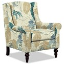 Craftmaster Accent Chairs Chair - Item Number: 058710-SOUTHLAKE-21