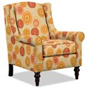 Craftmaster Accent Chairs Chair - Item Number: 058710-STARBRIGHT-02
