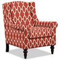 Craftmaster Accent Chairs Chair - Item Number: 058710-STRATHMORE-37