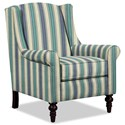 Craftmaster Accent Chairs Chair - Item Number: 058710-STREAMLINE-23