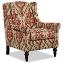 Craftmaster Accent Chairs Chair - Item Number: 058710-TARASCAN-26