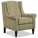 Craftmaster Accent Chairs Chair - Item Number: 058710-TOWER-21
