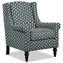 Craftmaster Accent Chairs Chair - Item Number: 058710-TRIDENT-23