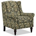 Craftmaster Accent Chairs Chair - Item Number: 058710-TRUMBULL-45