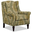 Craftmaster Accent Chairs Chair - Item Number: 058710-VINCENT-21