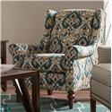 Cozy Life Accent Chairs Chair - Item Number: 058710-WHITFIELD