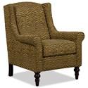 Craftmaster Accent Chairs Chair - Item Number: 058710-ZANZIBAR-09