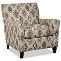 Craftmaster Accent Chairs Contemporary Accent Chair - Item Number: 059010-PATHOS-41