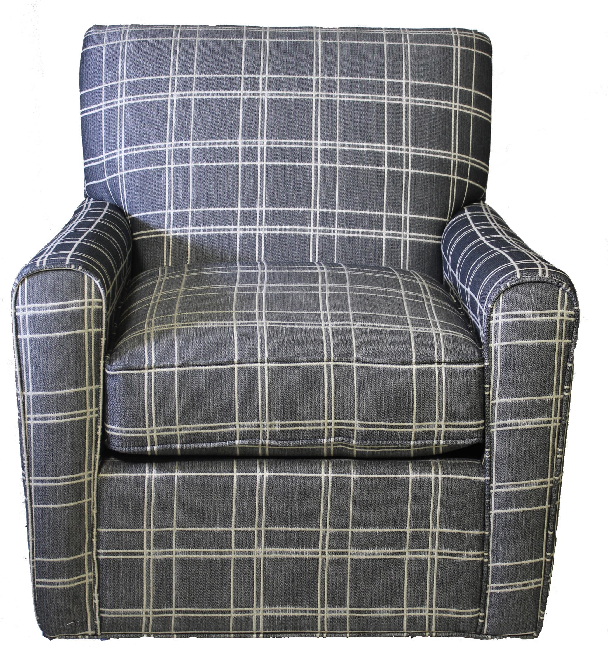 Craftmaster Accent Chairs Swivel Chair - Item Number: 059110