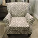 Craftmaster Accent Chairs Accent Chair - Item Number: 061310 MARGO 45
