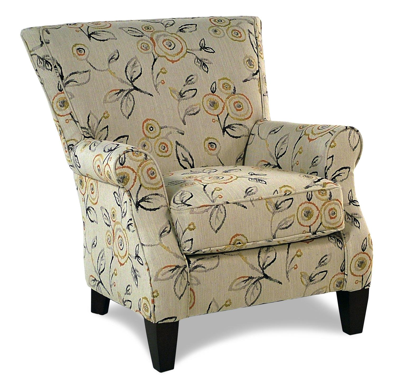 Cozy Life Accent Chairs Contemporary Upholstered Chair - Item Number: 061310-JARVIS10