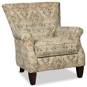 Craftmaster Accent Chairs Contemporary Upholstered Chair - Item Number: 061310-KAVALAS-41
