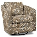 Craftmaster Accent Chairs Swivel Chair - Item Number: 063710SC-AMARENA-03