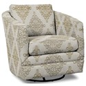 Craftmaster Accent Chairs Swivel Chair - Item Number: 063710SC-ASLEN-10