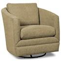 Craftmaster Accent Chairs Swivel Chair - Item Number: 063710SC-BALLARD-10