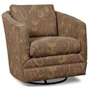 Craftmaster Accent Chairs Swivel Chair - Item Number: 063710SC-CENTENNIAL-07