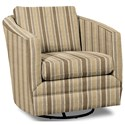 Craftmaster Accent Chairs Swivel Chair - Item Number: 063710SC-COWEN-10