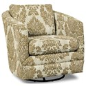 Craftmaster Accent Chairs Swivel Chair - Item Number: 063710SC-CREVELLI-10