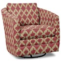 Craftmaster Accent Chairs Swivel Chair - Item Number: 063710SC-DECREE-26