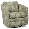 Craftmaster Accent Chairs Swivel Chair - Item Number: 063710SC-DEMURE-21