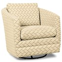 Craftmaster Accent Chairs Swivel Chair - Item Number: 063710SC-DU JOUR-31