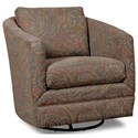 Craftmaster Accent Chairs Swivel Chair - Item Number: 063710SC-GALILEE-09