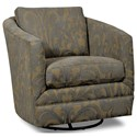 Craftmaster Accent Chairs Swivel Chair - Item Number: 063710SC-GUINEVERE-41