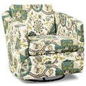 Craftmaster Accent Chairs Swivel Chair - Item Number: 063710SC-LADBROOK-22