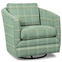 Craftmaster Accent Chairs Swivel Chair - Item Number: 063710SC-MINUET-21