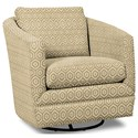 Craftmaster Accent Chairs Swivel Chair - Item Number: 063710SC-NICNAC-10