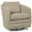 Craftmaster Accent Chairs Swivel Chair - Item Number: 063710SC-PATROL-41
