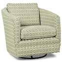 Craftmaster Accent Chairs Swivel Chair - Item Number: 063710SC-SANDMOOR-21