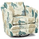 Craftmaster Accent Chairs Swivel Chair - Item Number: 063710SC-SOUTHLAKE-21