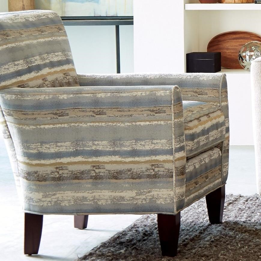 Accent Chairs Accent Chair by Hickorycraft at Johnny Janosik