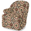 Craftmaster Accent Chairs Upholstered Chair - Item Number: 087010SC-CANDY SHOP-26