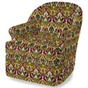Craftmaster Accent Chairs Upholstered Chair - Item Number: 087010SC-CARVALHO-28