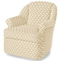 Craftmaster Accent Chairs Upholstered Chair - Item Number: 087010SC-DU JOUR-31