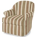Craftmaster Accent Chairs Upholstered Chair - Item Number: 087010SC-FORZANDO-26