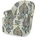 Craftmaster Accent Chairs Upholstered Chair - Item Number: 087010SC-INDULGENT-22