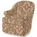 Craftmaster Accent Chairs Upholstered Chair - Item Number: 087010SC-PEACEFUL-08
