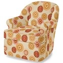 Craftmaster Accent Chairs Upholstered Chair - Item Number: 087010SC-STARBRIGHT-02