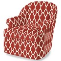 Craftmaster Accent Chairs Upholstered Chair - Item Number: 087010SC-STRATHMORE-37