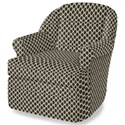 Craftmaster Accent Chairs Upholstered Chair - Item Number: 087010SC-SUBWAY-41