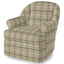 Craftmaster Accent Chairs Upholstered Chair - Item Number: 087010SC-THORNHILL-22