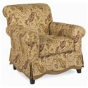 Cozy Life Accent Chairs Upholstered Arm Chair - Item Number: 099610