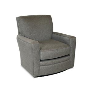 Craftmaster Accent Chairs Guest List Swivel Chair