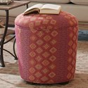 Cozy Life Accent Ottomans Accent Ottoman - Item Number: 021200-GLOBALVIEW-28