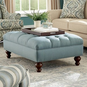 Craftmaster Accent Ottomans Ottoman XL