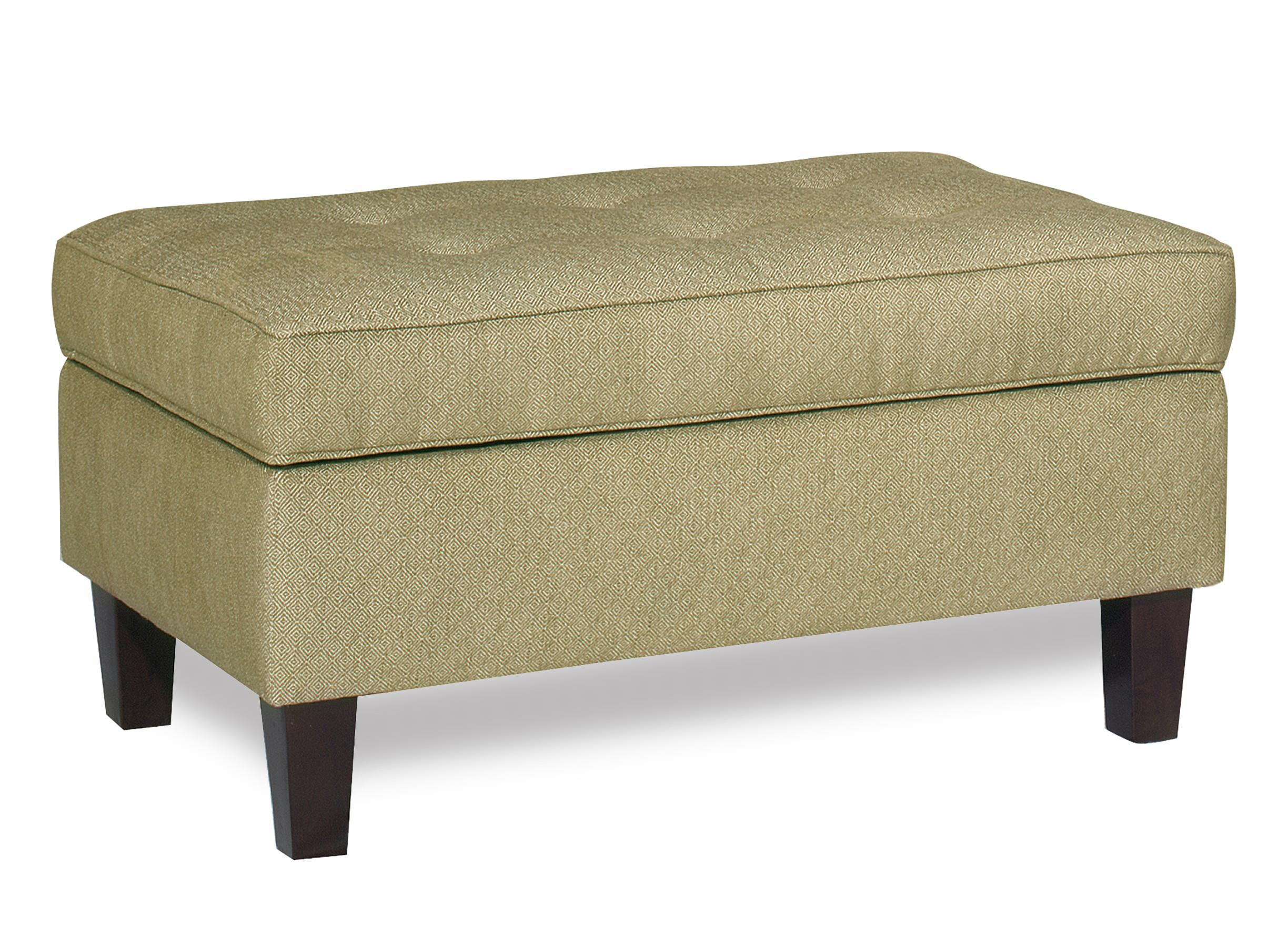 Craftmaster Accent Ottomans 036600S Transitional Storage