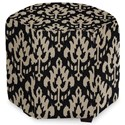 Craftmaster Accent Ottomans Accent Ottoman - Item Number: 043200-ADIA-45